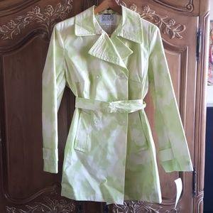 NWT Vintage Bill Blass Rain Coat